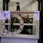 Canning Circus Clock
