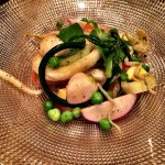raw vegetables salad