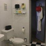 Room 107 - toilet