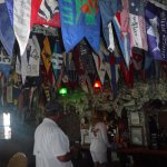 Bills and flags