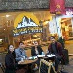 Photo de Mount Gorkha
