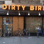 Dirty Bird (while under renovation)