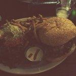 Killer burger!