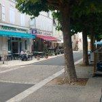 Centre ville de Marennes