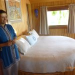 "The tree house ""Honeymoon"" Suite"