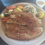 Bayou Jack's Trout Almandine