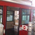 Orvieto Funicular car