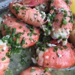 Spot Prawns at Catch Kitchen + Bar