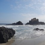 Photo de Pfeiffer Big State Beach