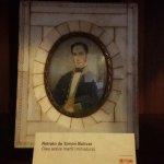Retrato de Simón Bolívar, Óleo.