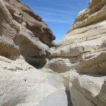 Mosaic Canyon narrows