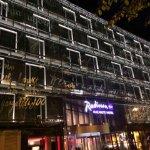 Radisson Blu Elizabete Hotel Foto