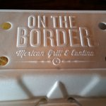 On The Border To Go Box