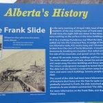 Frank Slide Interpretive Centre Foto