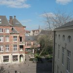 View from room 92 - Hotel Gravensteen