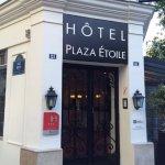 Billede af Emeraude Hotel Plaza Etoile