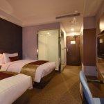 精緻客房兩小床