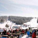 Pistas de Esquí Valdelinares a 10km