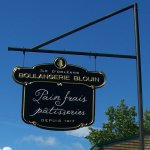 Boulangerie Blouin, Sainte-Famille, Ile d'Orléans