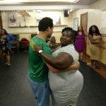 Rio Samba Dancer Foto