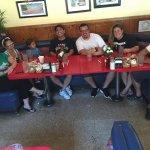 Cheryl's diner lunch