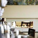 Broadstreet Restaurant Feature Fireplace