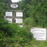 The Entrance to Badgers Holt