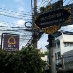 Фотография Amazing alleyway at Chiang Mai