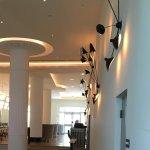 Reception area - beautiful