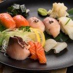 sushi&sashimi