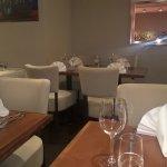 Inside the restaurant 01