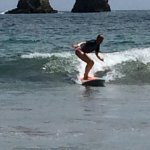 Surfing in MA