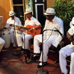 "Live music by ""Streanan di Merengue""every Sunday"