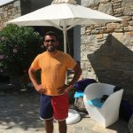 Pool Manager Extraordinaire, Giasanos.