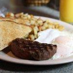 Classic Steak & Eggs Breakfast