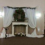 The Oaks ceremony/chapel room