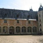 Chateau de la Verrerie, la galerie