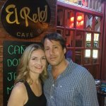 Our favorite bar in Alcala de Henares