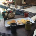 Best Breakfast and Welcome tea and treats