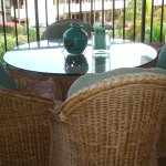 Lanai with nice furniture, Unit 9-304