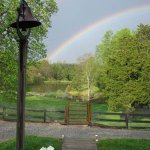 The promise of the rainbow