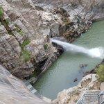 Buffalo Bill Dam bottom