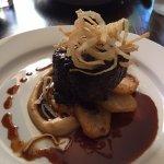 Steak Au Pourve 1st trip