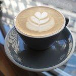 Photo de Le Peloton Cafe