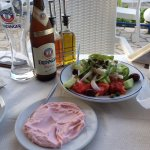 Photo of Peroulia Beach Restaurant 1984