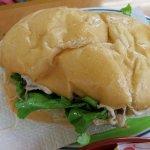 牛肉サンド
