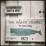 The Chapel was established as part of The Pequot Colony, a 19th century summer community.