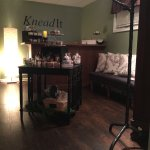 Waiting Area at KneadIt Massage & Bodyworks
