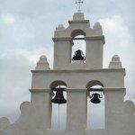 Mission San Juan Capistrano - Bell Wall