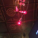 Pizza great, pasta yummy and craft beer really good. Love the decor and the eclectic artwork eve